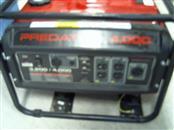 PREDATOR ENGINES Generator 4000
